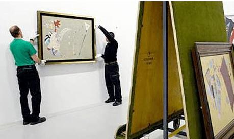 demenageur oeuvre art