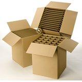Carton de déménagement pour vaisselle