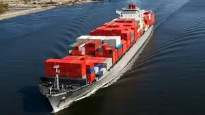 Déménagement international par bateau