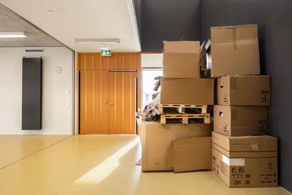Estimer volume déménagement