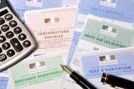 Informer le centre d'impôts