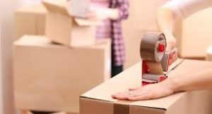 Les fournitures sont comprises dans le déménagement