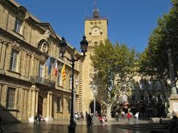 Aix-en-Provence - Hôtel de ville