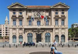 Marseille - Hôtel de ville