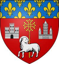 Toulouse - Blason