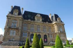 Versailles - Hôtel de ville