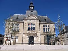 Mairie Saint-Pierre des Corps